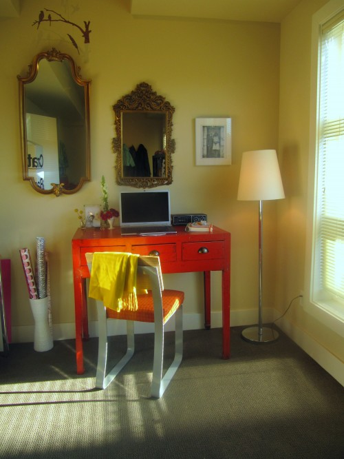 Brandy's home office