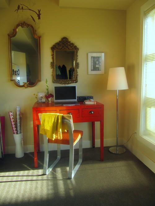 Brandy's home office