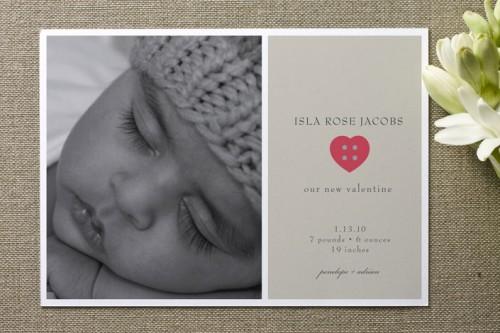 New Baby by Erin Rau