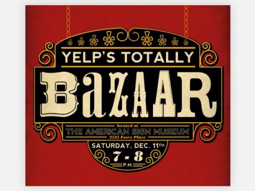 Taich Yelp's Bazaar