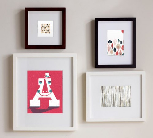How to frame your Minted art. | Julep
