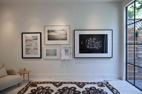 Christy Turlington Burn's art choices from Minted