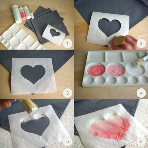 how to make poppies out of paper napkins