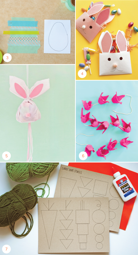 Easter Crafts And Activities For Kids Julep