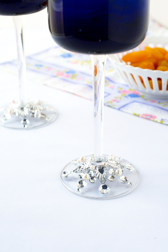 Gatsby Wine Glass DIY