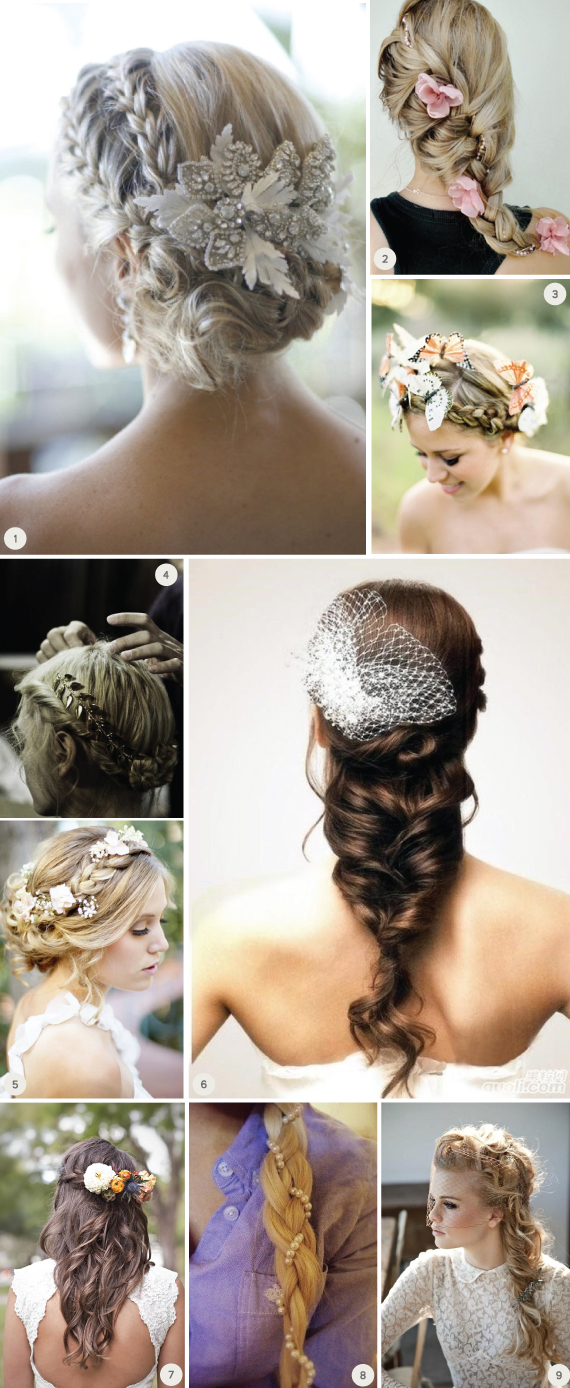 Wearing Braids On Your Wedding Day Julep