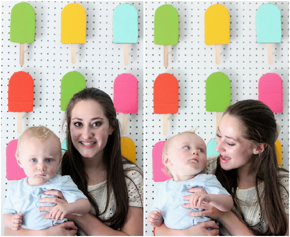 party photo booth backdrop