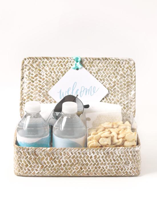 Wedding Welcome Gift