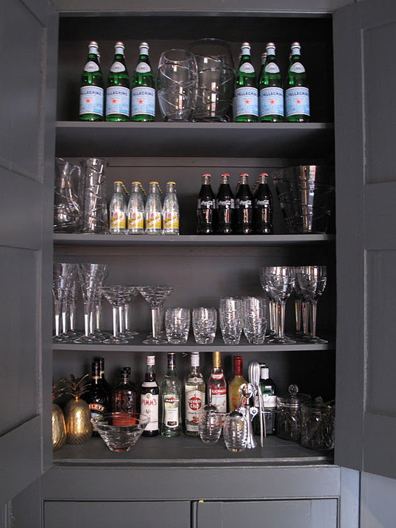 Home bar shelves ideas - Home ideas