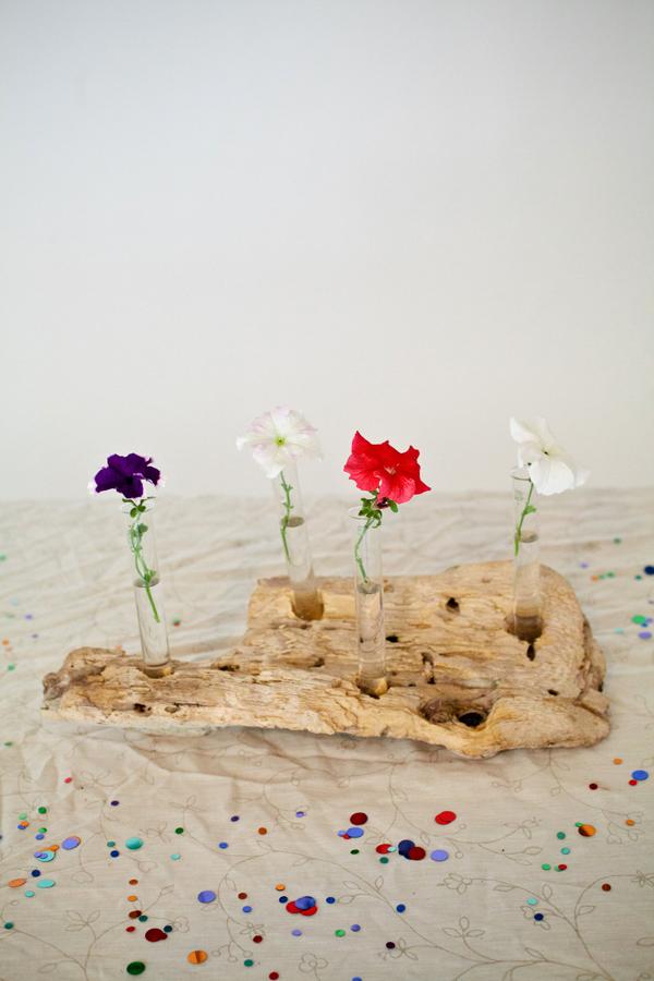 Driftwood centerpiece julep for Driftwood table centerpieces