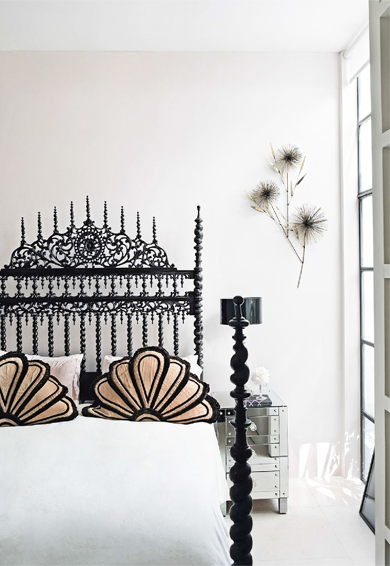 rest your pretty head julep moroccan headboard - Moroccan Bed Frame