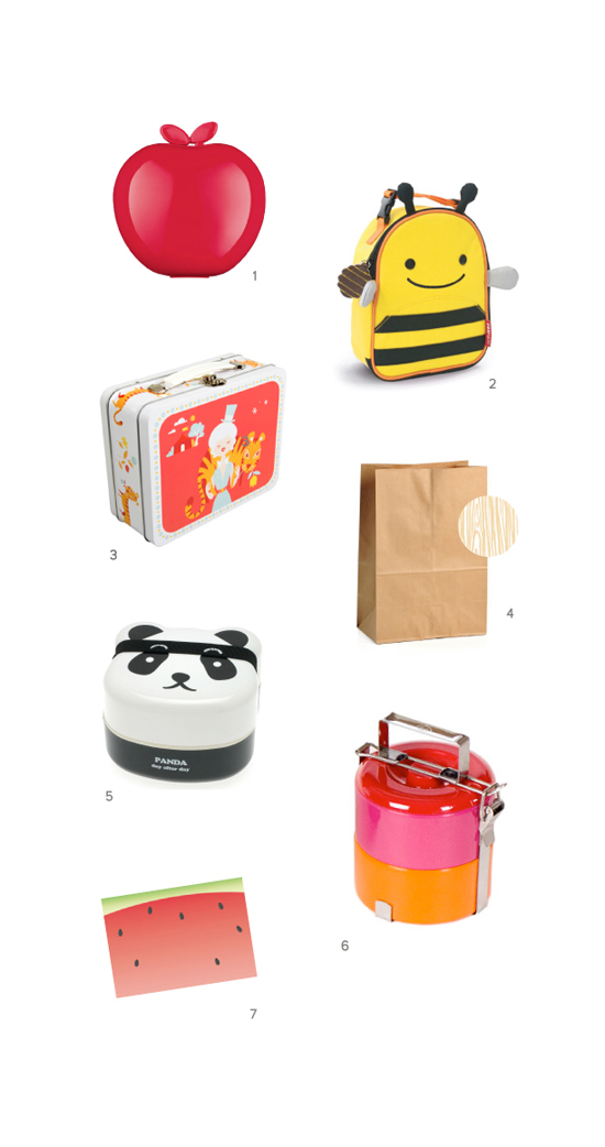 minted lunchbox style