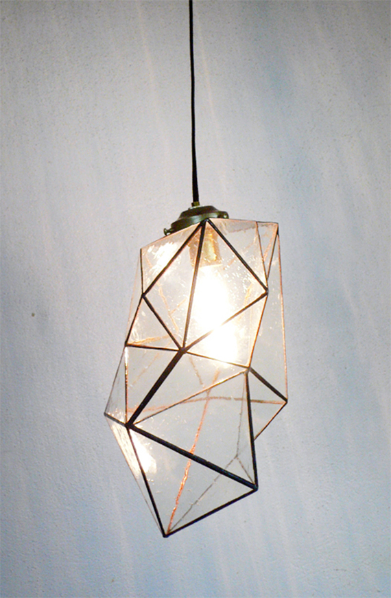 geometric lighting black the geometric pendant lamps from the collected by lamp series were created talented ohio artist and craftsman jason koharik lighting way julep