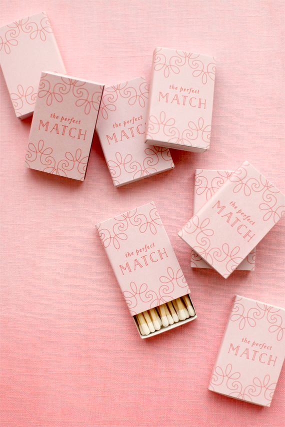 Matchbox Favor Printables | Julep