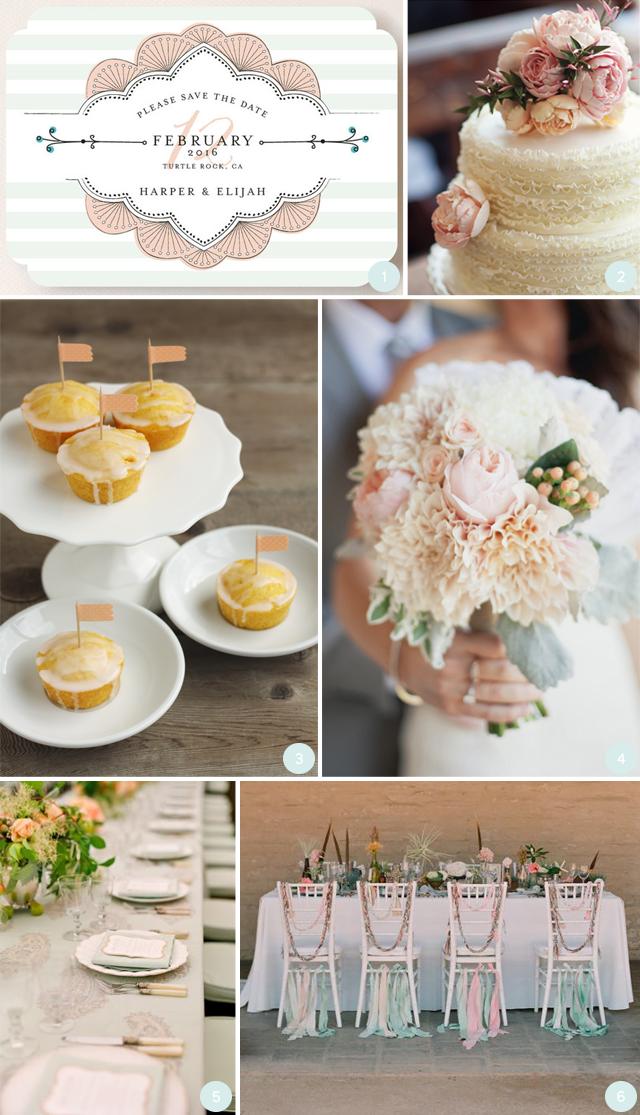 julep-seasonal-soirees-seafoam-and-peach-spring-wedding
