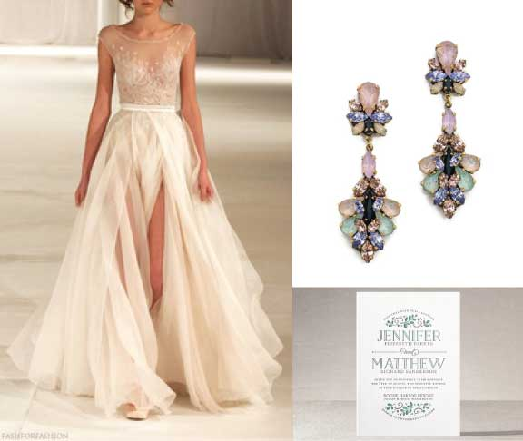 Wedding Trends Pastels From Lavender To Creme And Sweet Mint Green