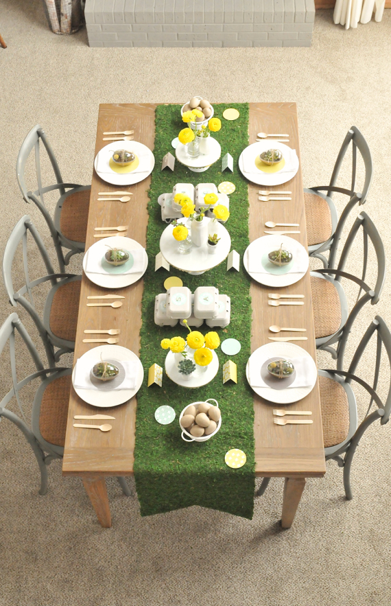 Minted Easter Party
