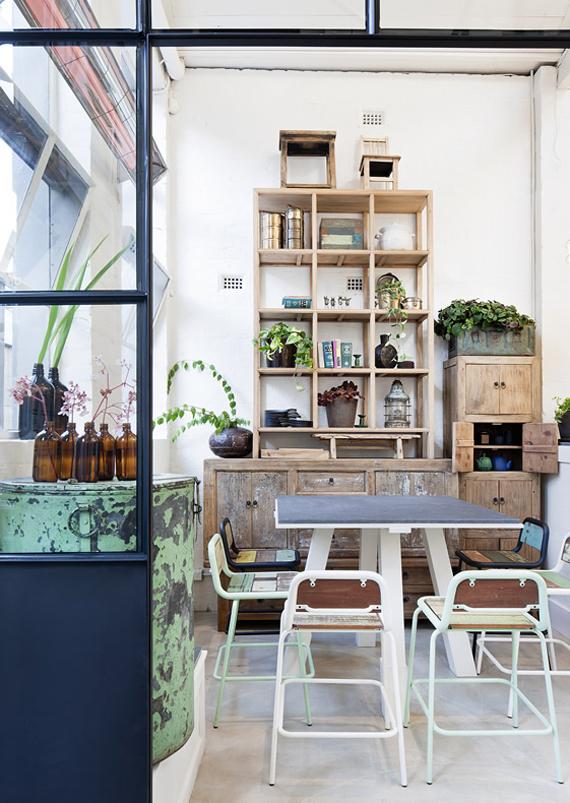 cozy dining nooks / julep