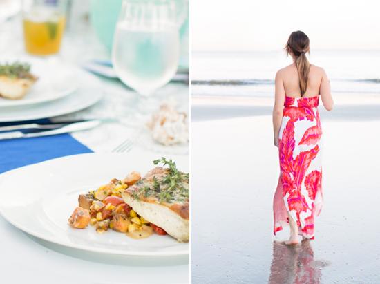 bohemian beach dinner duvall events charleston
