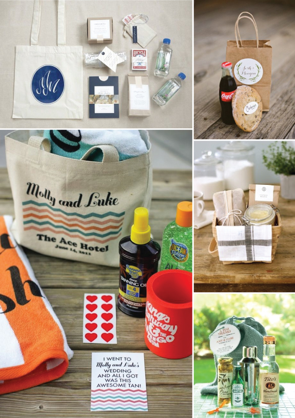 8 Ideas for Welcome Bags | Julep
