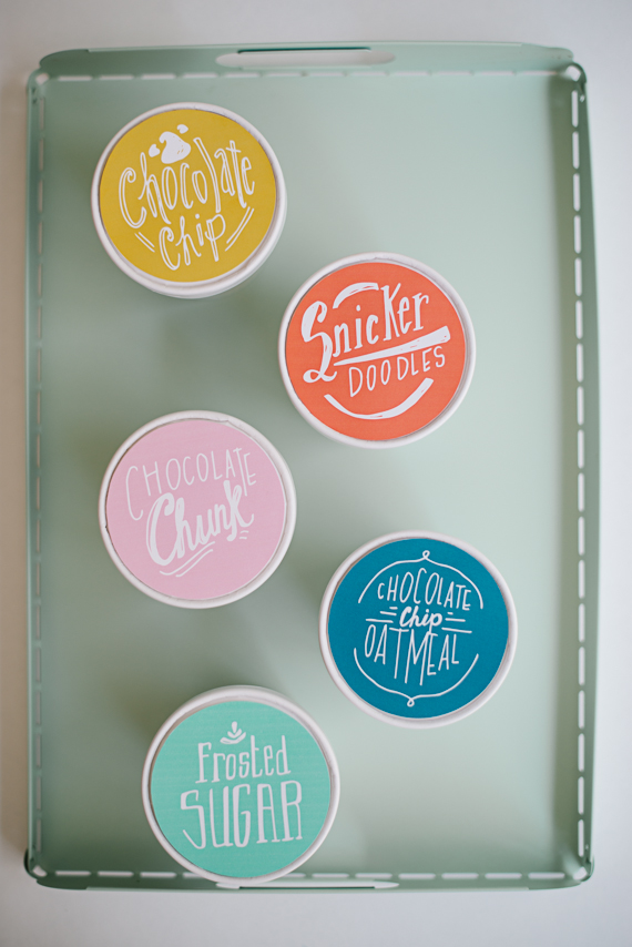 printable cookie labels