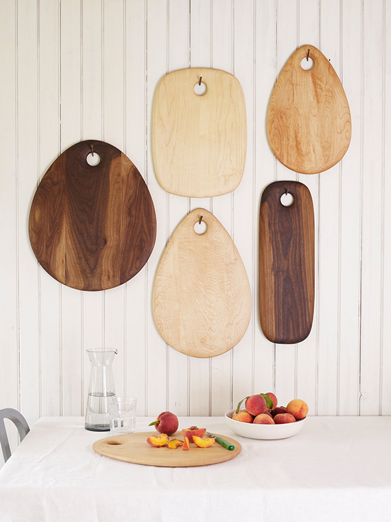Dominik Woods cutting boards