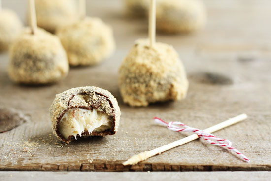 Design to Dish: S'mores Truffles | Julep