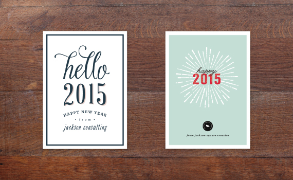Corporate holiday card challenge special prize winners julep reheart Image collections