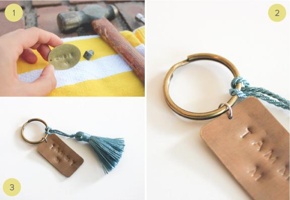 Keychain DIY
