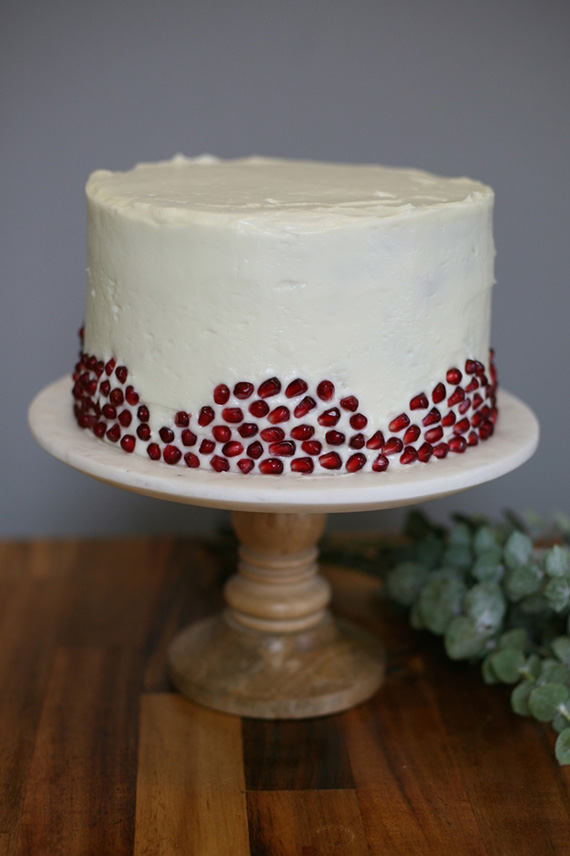 All-Natural Red Velvet Cake recipe