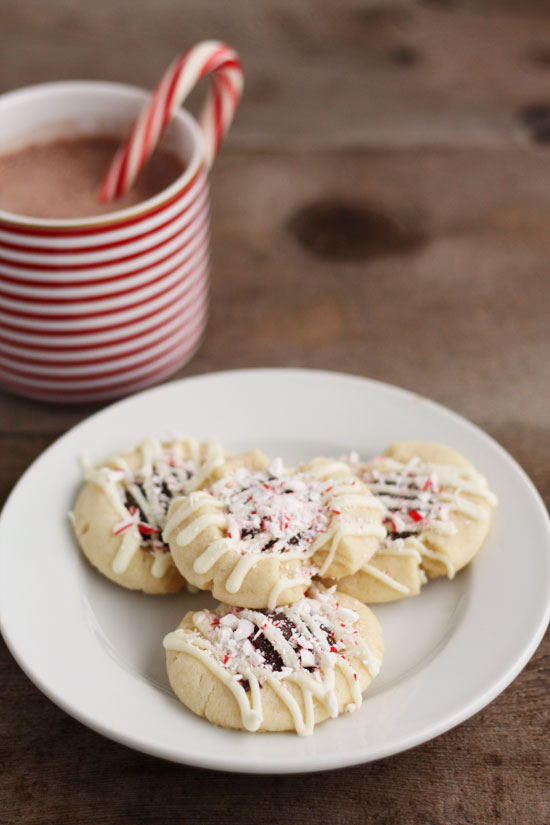 julep minted christmas cookie swap thumbprint recipe