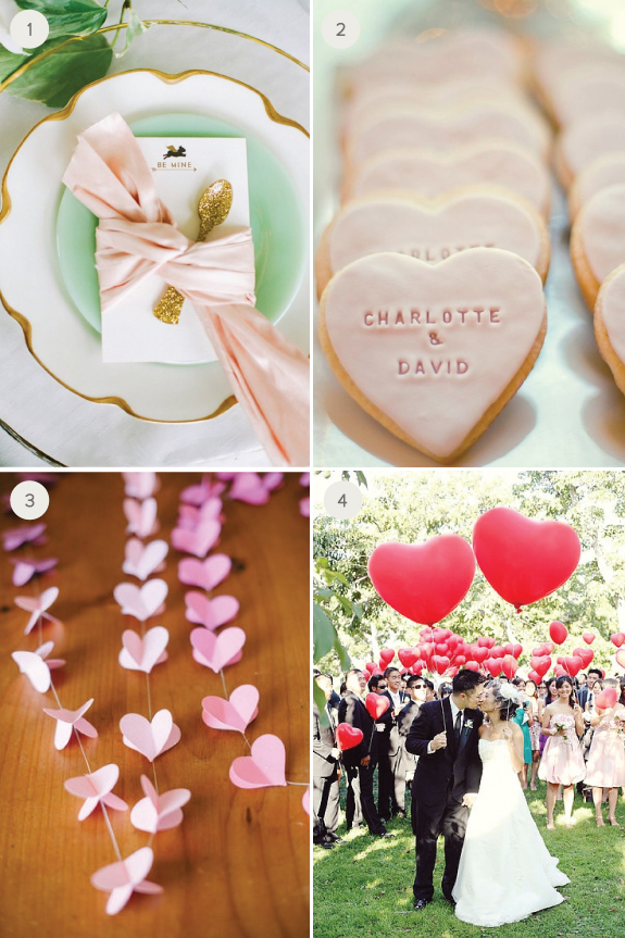 Wedding Inspiration 8 Non Cheesy Valentine S Day Ideas Julep