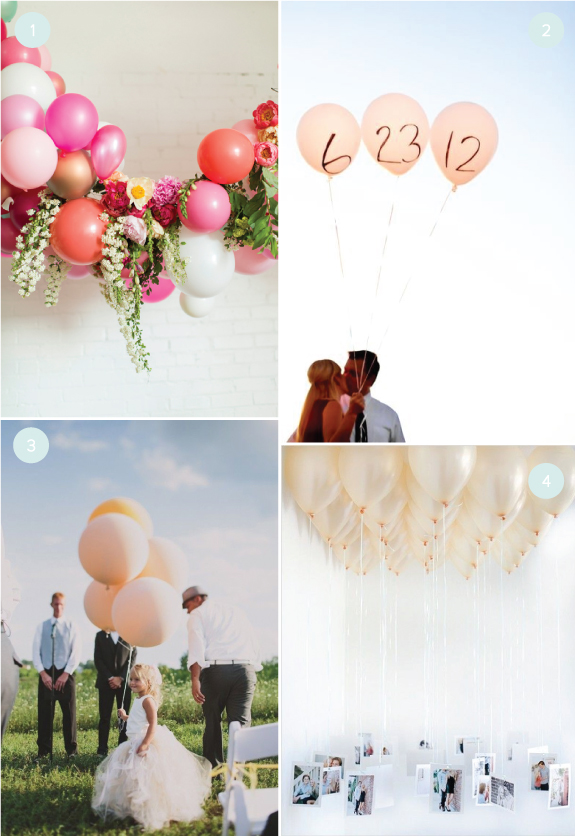 Wedding Balloon Ideas 1 Julep