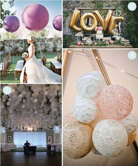 Diy Wedding Balloon Ideas We Love Julep