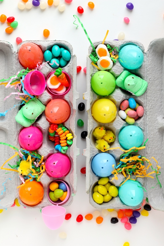 Diy Painted Egg Cartons Julep