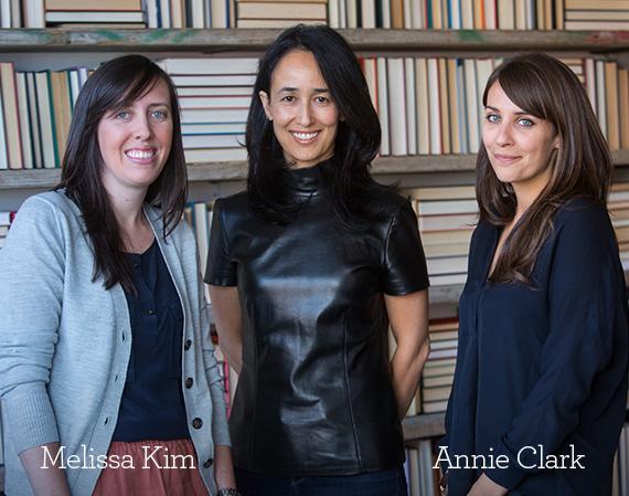 Mariam Naficy, Melissa Kim, Annie Clark | Minted
