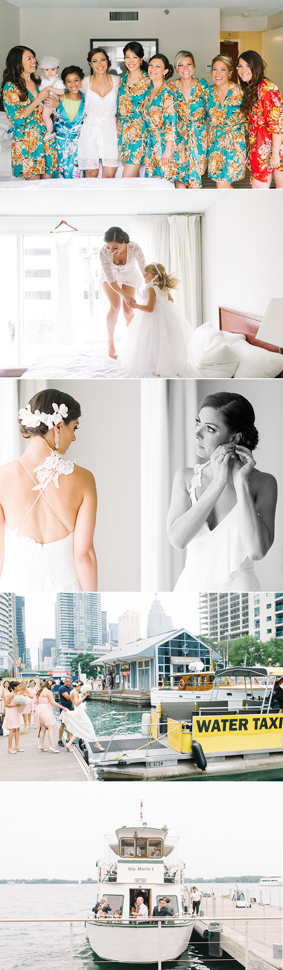 Minted Real Wedding | Toronto Islands