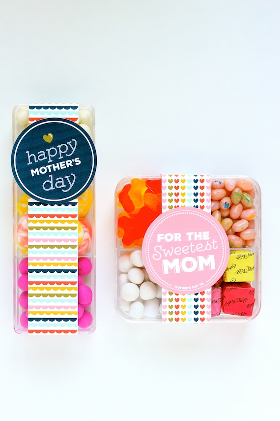 mother's day candy boxes