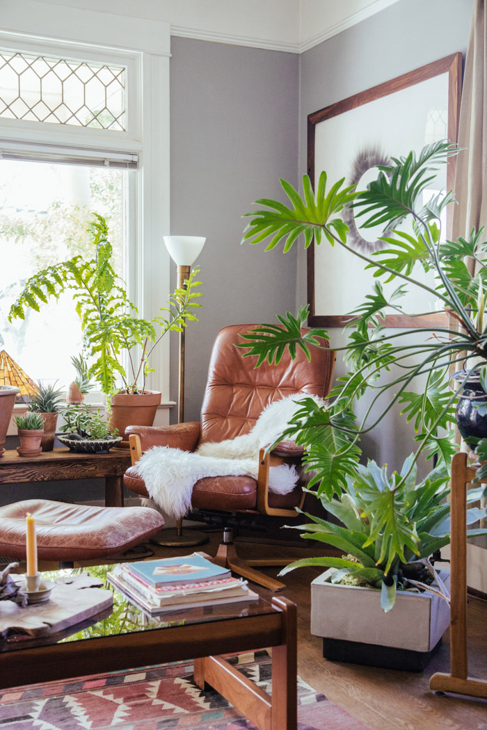 Recreate This Room: Earthy Nook