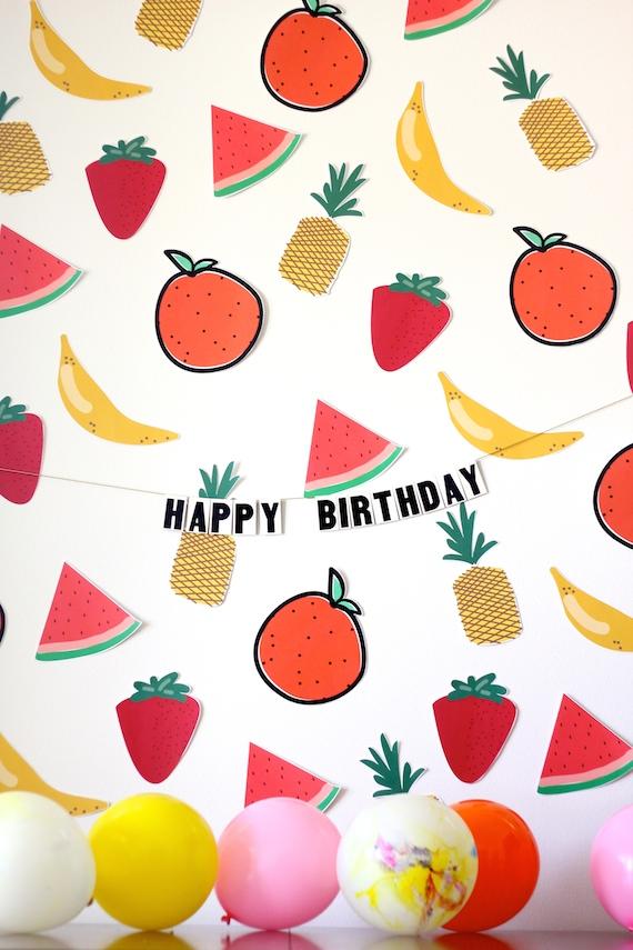 Fruit party ideas julep - Fruit designs for parties ...