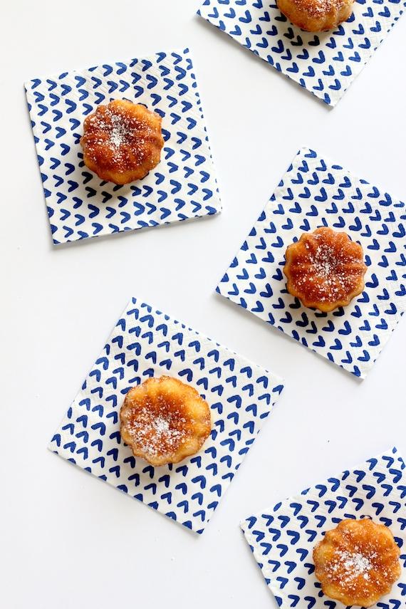 mini bundt cake recipe