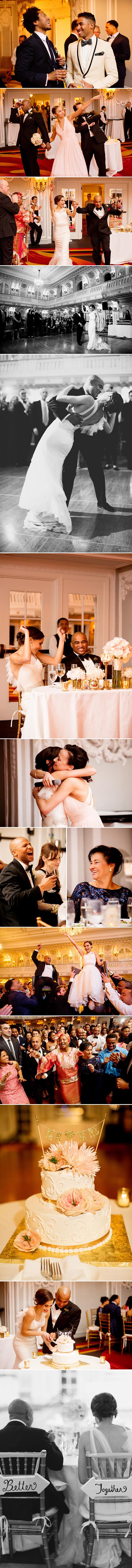Chicago Wedding at The Renaissance Hotel