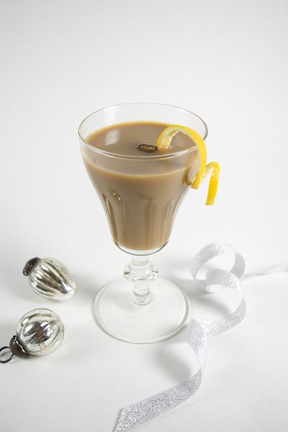 Grand Marnier Coffee Cocktail Recipe