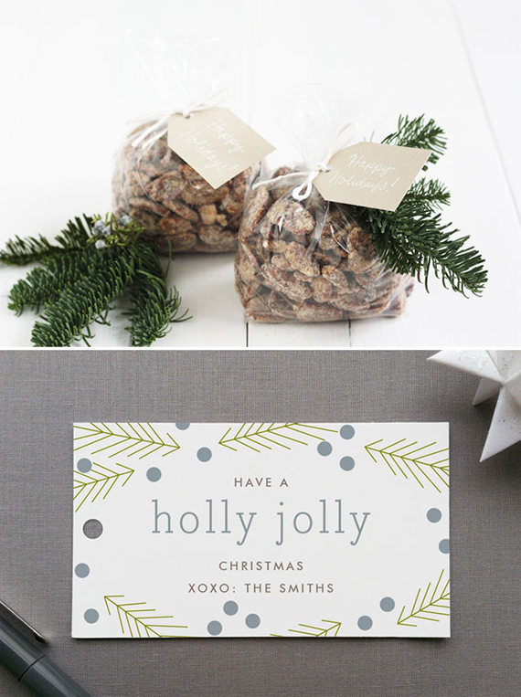 Handmade Holiday Gift Idea: Sugared Pecans