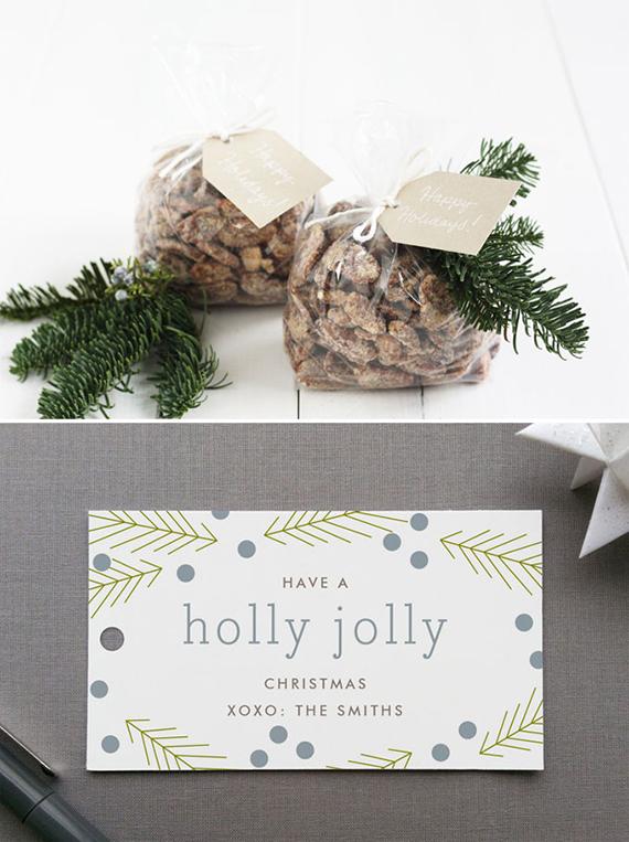 Handmade Holiday Gift Idea: Sugared Pecans
