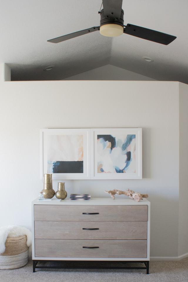 DIY: Framed Art That Slides to Hide Your TV