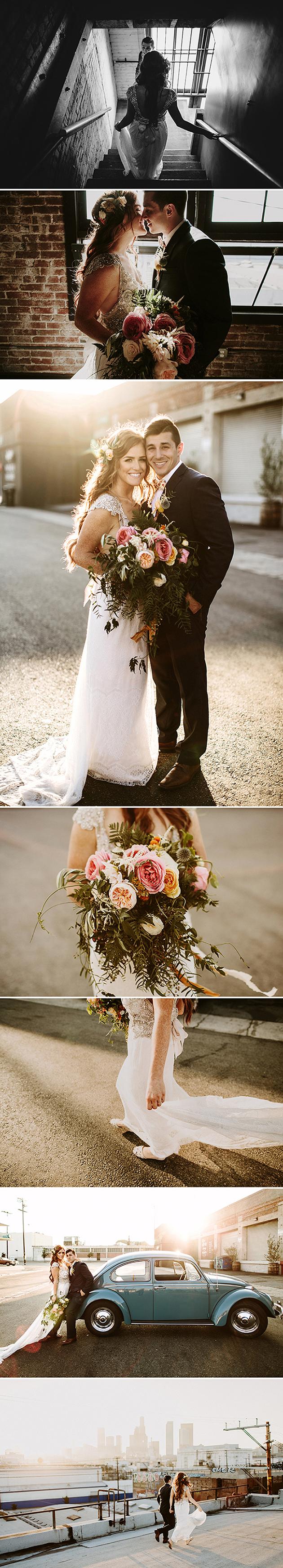 Los Angeles Wedding at 440 Seaton