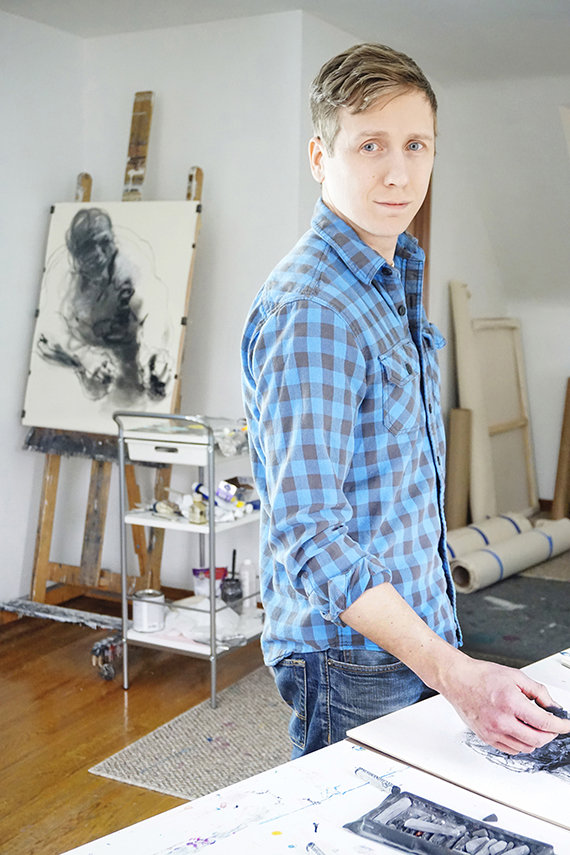 Meet a Minted Artist: Derek Overfield