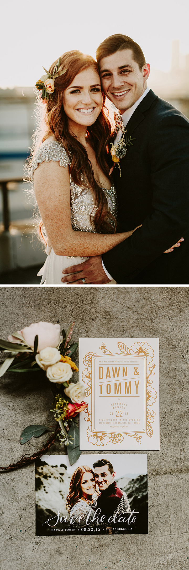 440 Seaton Wedding in Los Angeles