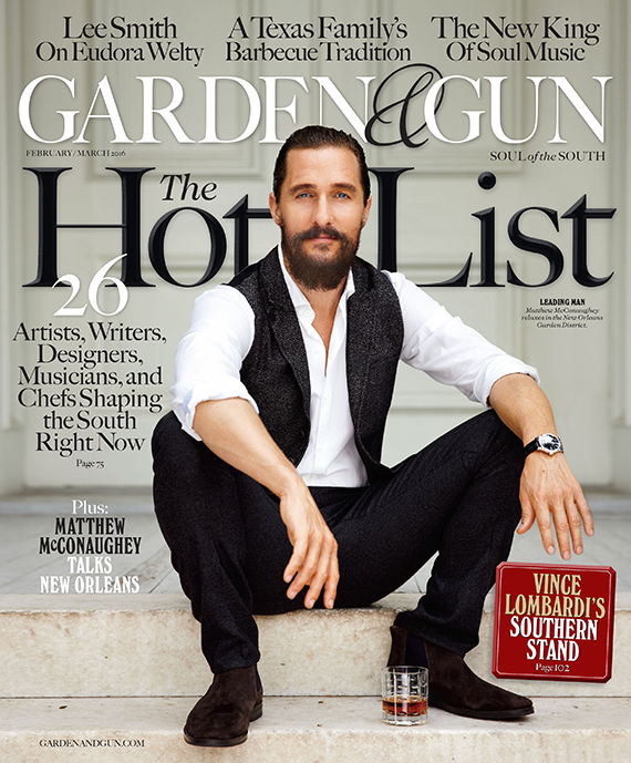 Meet the Minted Judge Haskell Harris of Garden and Gun Julep